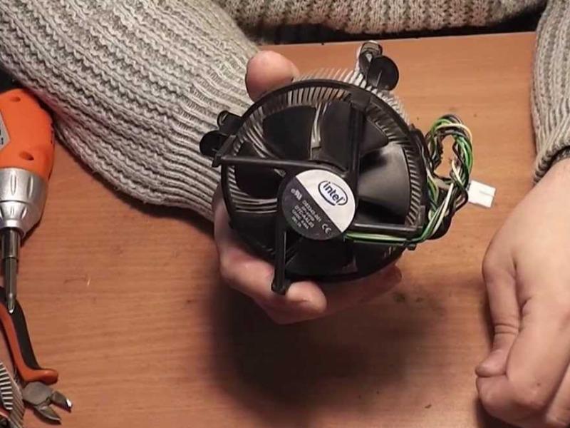 Как самому изготовить вентилятор, работающий на энергии солнца