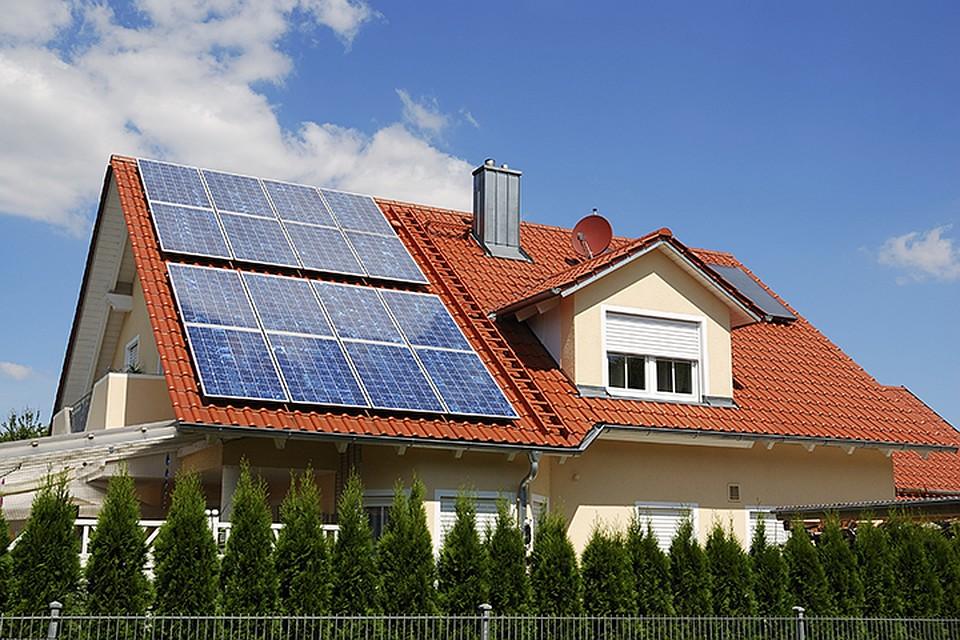 На чем строится мнение о выгоде солнечных батарей?