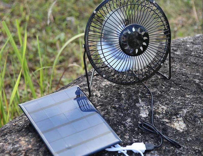 Как устроен вентилятор
