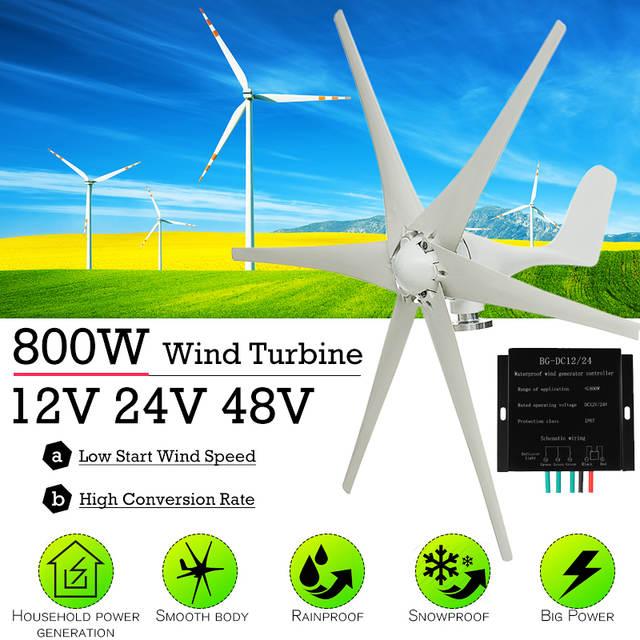 Ветровые генераторы на Алиэкспресс: модели, достойные вашего внимания