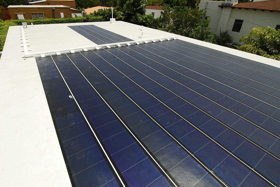 Рекомендации по применению солнечных батарей из аморфного кремния