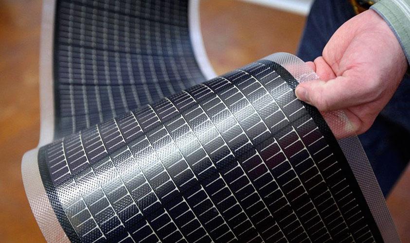 Этапы совершенствования аморфных солнечных батарей из кремния