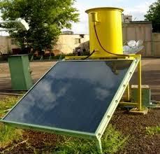 Изготовление эффективного солнечного коллектора из поликарбоната своими руками