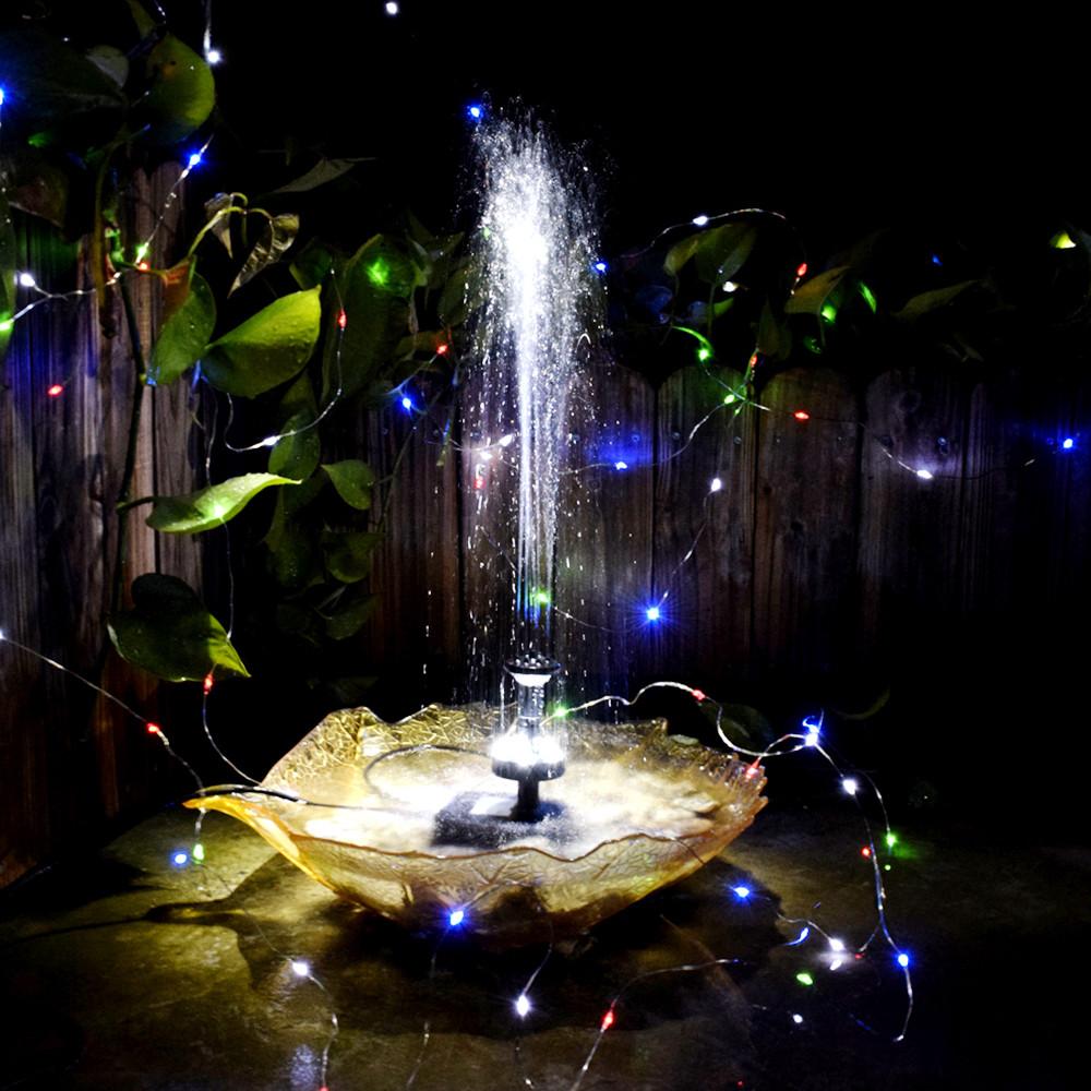 Почему вам стоит приобрести фонтан на солнечной батарее?