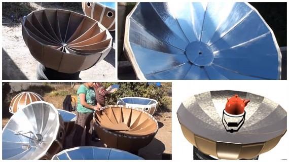 Плюсы и минусы солнечных печей
