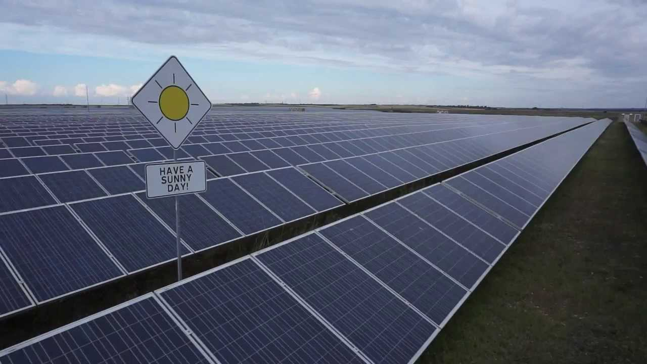Perovo Solar Power Station