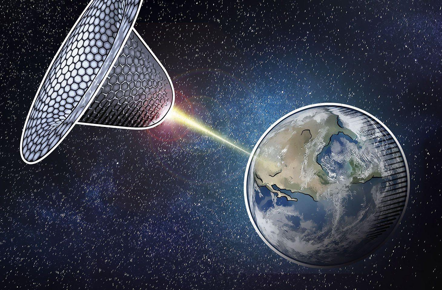 Проблемы и перспективы получения энергии из космоса: решения, которые только предстоит найти