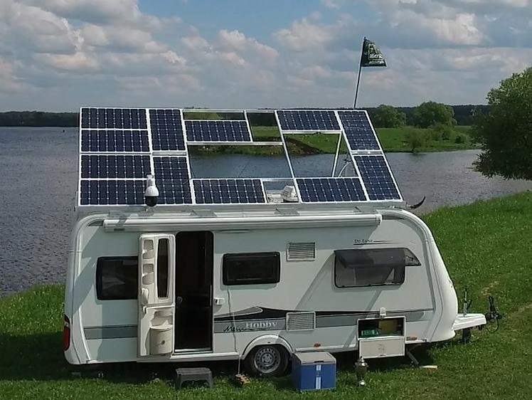 Рассчитываем мощность холодильника на солнечных батареях