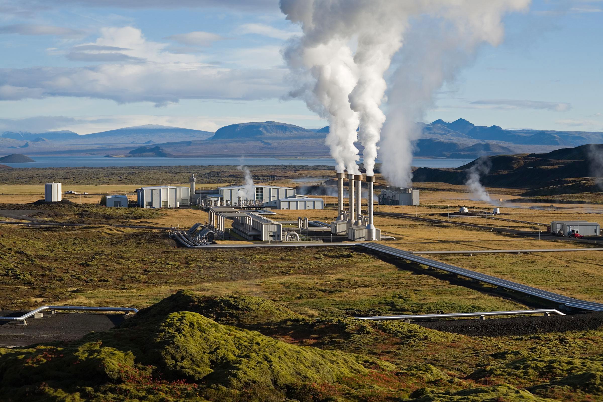 Геотермальные станции: из заветной мечты — в заманчивую реальность