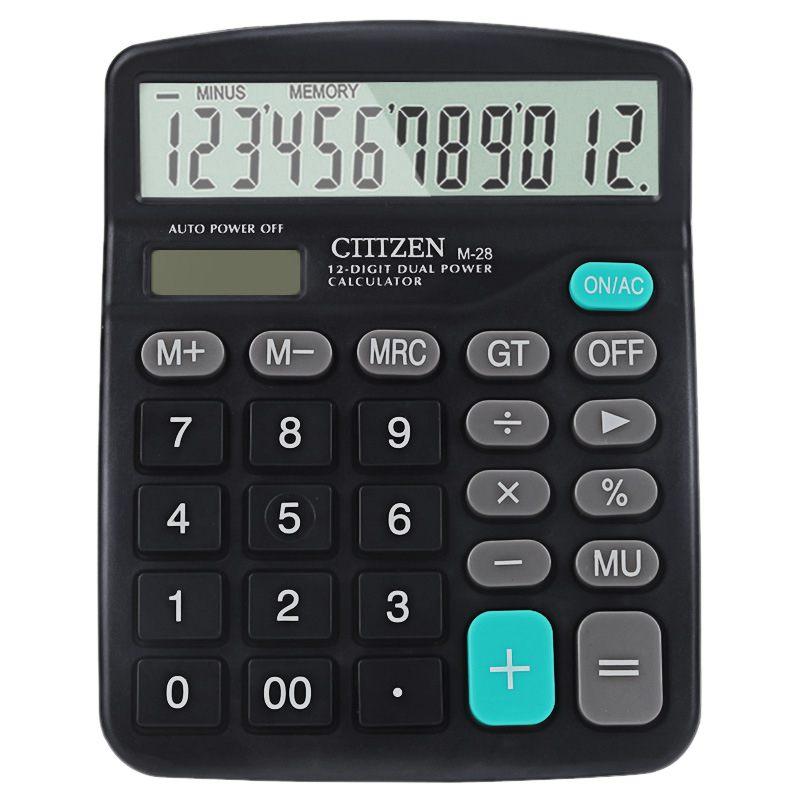 Популярные калькуляторы на солнечной батарее с Алиэкспресс