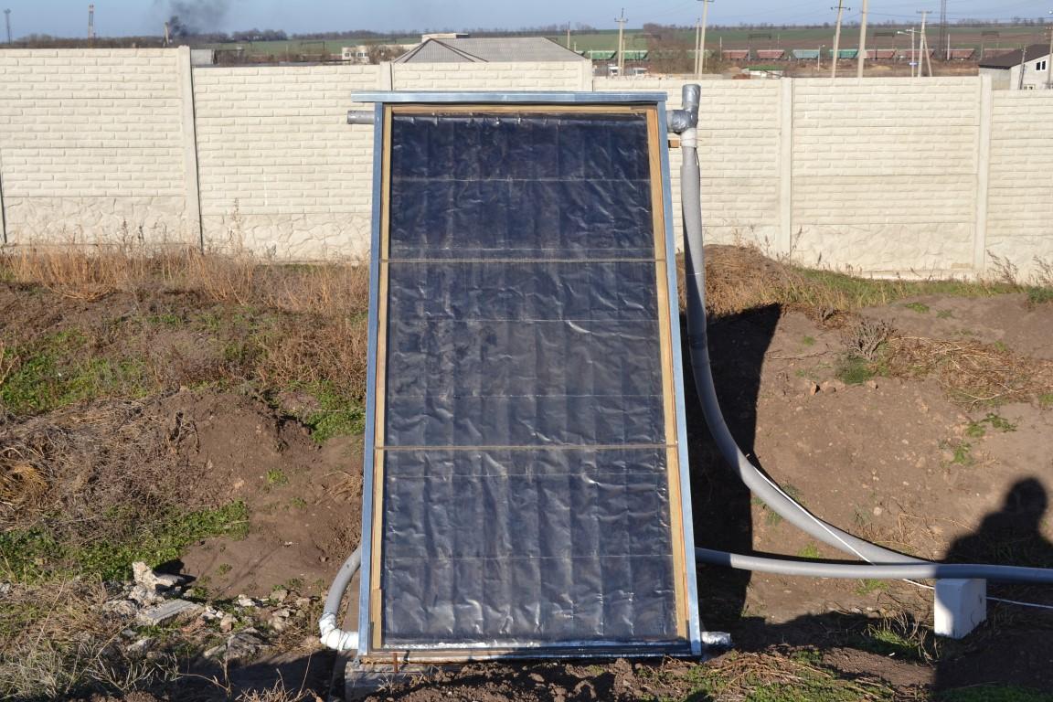 Медная солнечная батарея: легко собираем своими руками