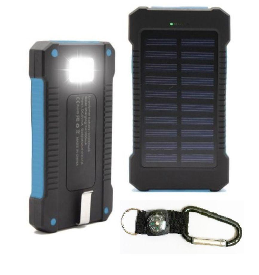 Лучшие портативные солнечные батареи для туристов с Алиэкспресс
