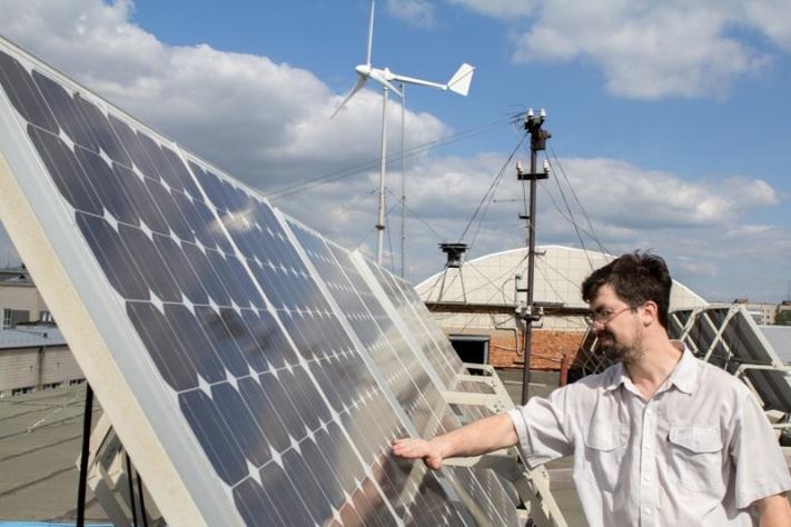 Как увеличить мощность солнечной панели в сети без аккумулятора