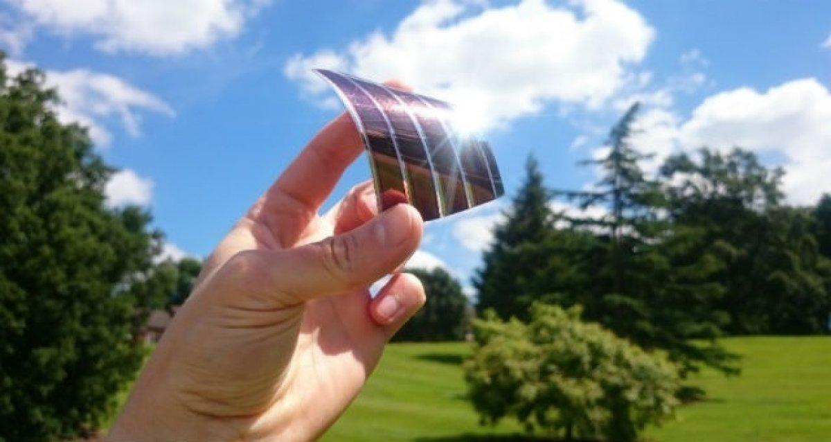 Графеновые солнечные батареи
