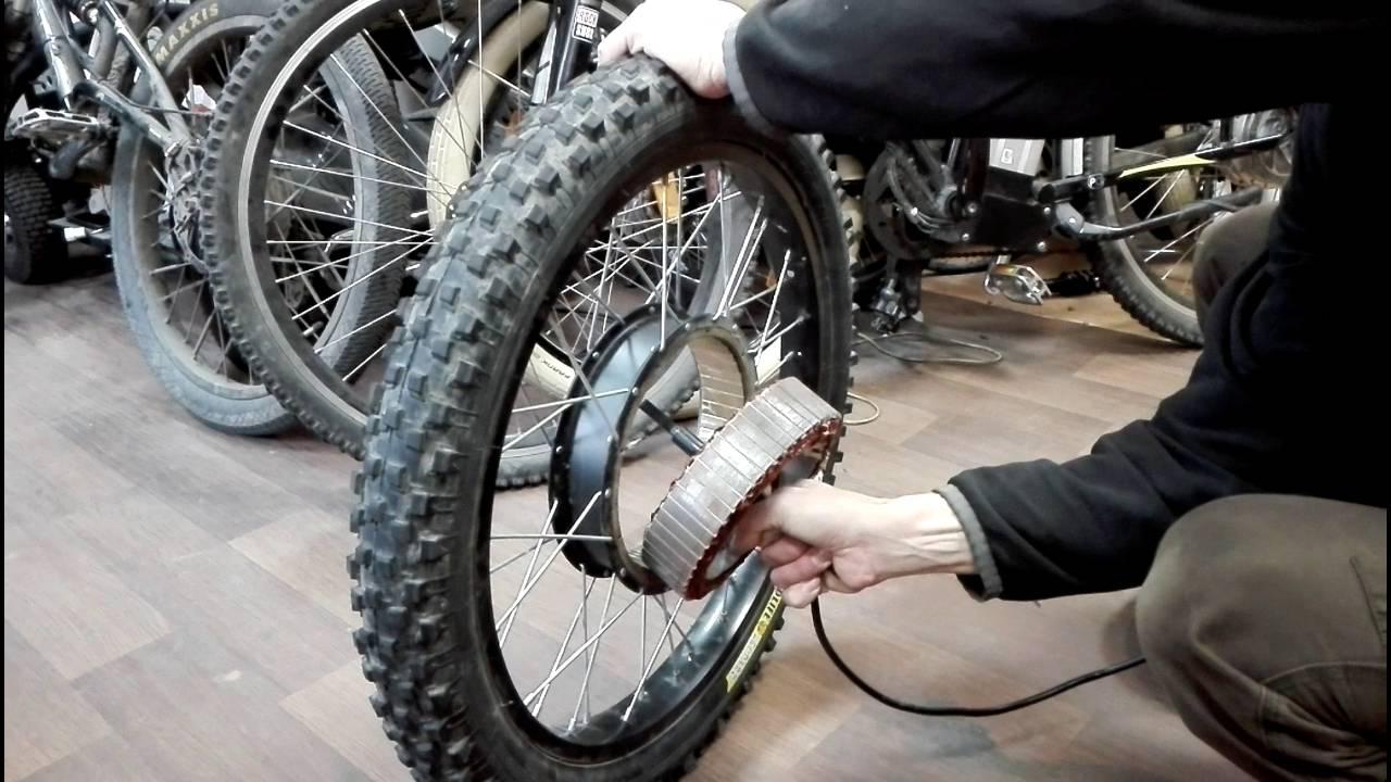 Чем объясняется популярность мотор-колеса Дуюнова