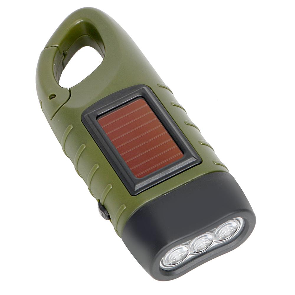 Обзор ручных фонариков на солнечной батарее с Алиэкспресс