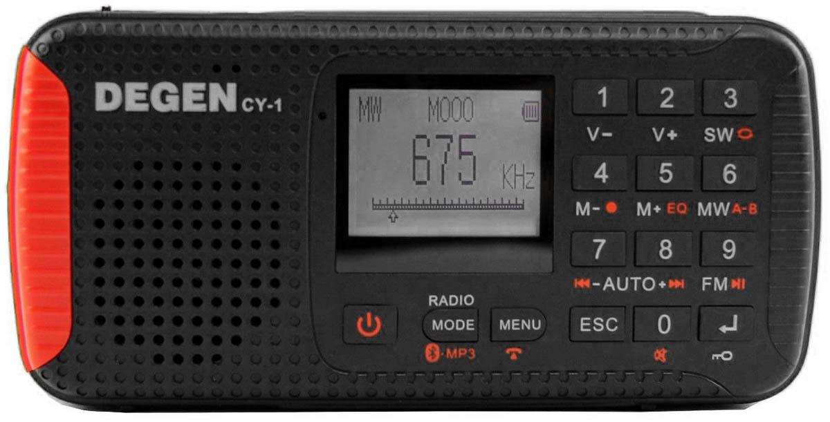Ассортимент портативных радиоприемников с солнечной батареей на Алиэкспрес