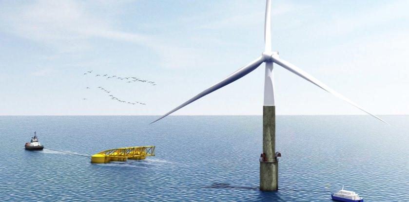 Усовершенствованные ветровые турбины помогут снизить стоимость энергоресурсов
