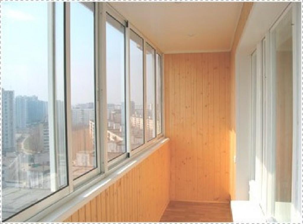 Наша коптильня - остекление балконов.