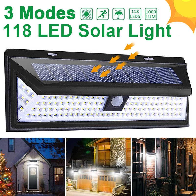 Лучшие модели уличных светильников на солнечной батарее с Алиэкспресс