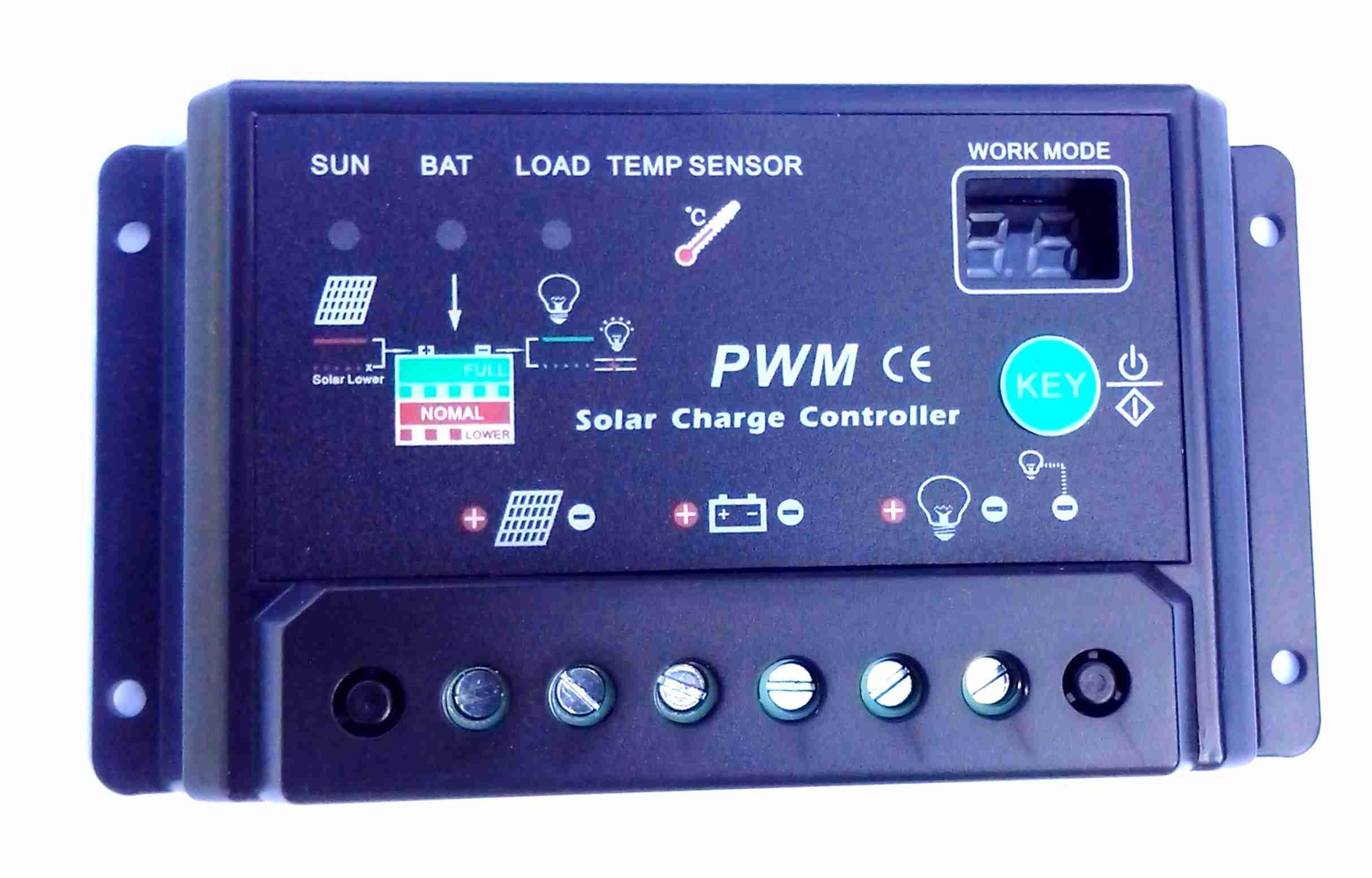 Как работает гибридный солнечный инвертор
