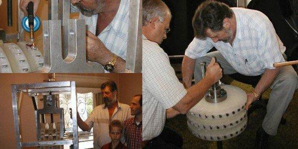 Принцип действия и конструкция магнитного двигателя Перендева